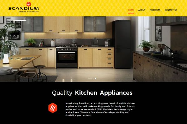 Scandium Appliances